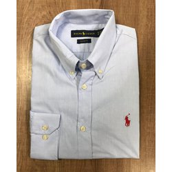 974d0580d3f6e Camisa Manga Longa Ralph Lauren - CMLL11