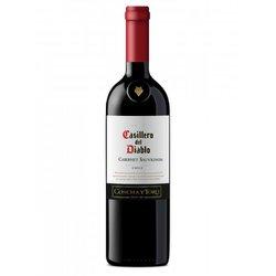 Vinho Casillero Del Diablo