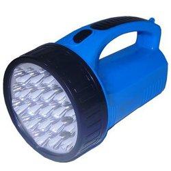 Lanterna Holofote Recarregável de LED Bivolt com 1...