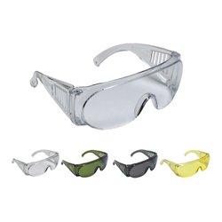 Óculos de Segurança Ampla Visão Evolution Carbografite   FERTEK ... 8ec1be9a09
