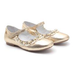09f2f8ae12 Sapato Boneca Bordado Infantil Gats