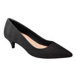 Scarpin Feminino Confortável - Preto - MA222039P - Pé Relax Sapatos Confortáveis
