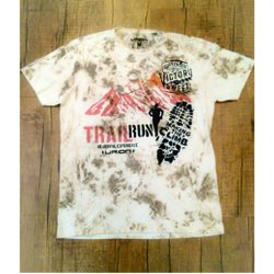 Camiseta TRAIL RUN Casual - Design Exclusivo - CUM...
