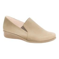 Sapato Feminino Anatômico - Bege - MA302023B - Pé Relax Sapatos Confortáveis