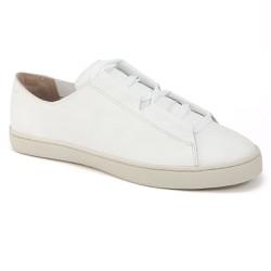 Sapatenis Casual Feminino - Branco - VP29614 - Pé Relax Sapatos Confortáveis