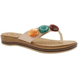 Chinelo para Esporão e Fascite - Bistro - MA128188BI - Pé Relax Sapatos Confortáveis