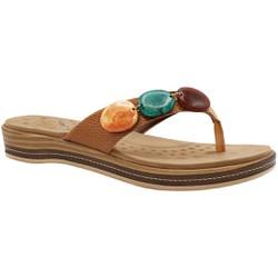 Chinelo para Esporão e Fascite - Ambar - MA128188FA - Pé Relax Sapatos Confortáveis