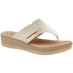 Chinelo Fascite e Esporão - Porcelana - MA537037PO - Pé Relax Sapatos Confortáveis