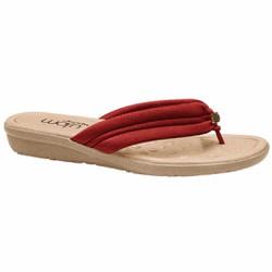 Chinelo Confortável Anatômica - Relax Scarlet - MA200110SC - Pé Relax Sapatos Confortáveis