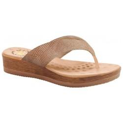 Chinelo Anatômico Feminino - Antique - MA537008PA - Pé Relax Sapatos Confortáveis