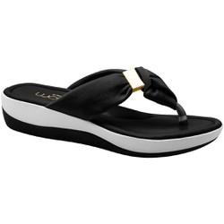 Chinelo para Esporão - Preto - MA832004PT - Pé Relax Sapatos Confortáveis