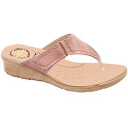 Chinelo Feminino Anatômico - Cobra Água - MA10007NPN - Pé Relax Sapatos Confortáveis
