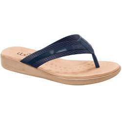 Chinelo Anatômico Feminino - Azul - MA14035AZ - Pé Relax Sapatos Confortáveis