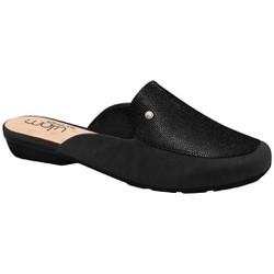 Mule Feminino - Preto - MA36033PT - Pé Relax Sapatos Confortáveis