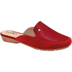 Mule Feminino - Scarlet - MA36033SC - Pé Relax Sapatos Confortáveis