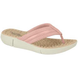 Chinelo Feminino Anatômico - Rosa - MO7142107RO - Pé Relax Sapatos Confortáveis