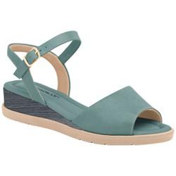 Sandália Anatômica - Azul - PI458003AZ - Pé Relax Sapatos Confortáveis