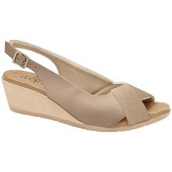 Sandália Confortável e Macia - Bistro - MA206059BI - Pé Relax Sapatos Confortáveis