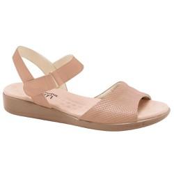 Sandália Feminina Anatômica - New Indiana Snake / New Indiana Antique - MA14018M - Pé Relax Sapatos Confortáveis
