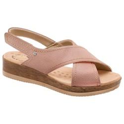 Sandália para Fascite Plantar - Bistro - MA537033BI - Pé Relax Sapatos Confortáveis