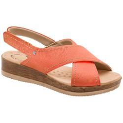 Sandália para Fascite Plantar - Moranga - MA537033MO - Pé Relax Sapatos Confortáveis