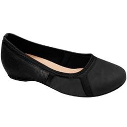 Sapatilha para Joanete - Preta - MA116041PT - Pé Relax Sapatos Confortáveis