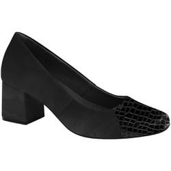 Sapato Social Feminino para Joanete - Preto - MA857003PT - Pé Relax Sapatos Confortáveis