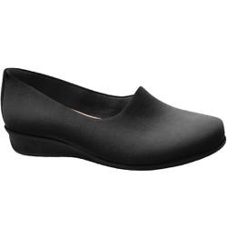 Sapato Ortopédico Feminino - Preto - MA302000P - Pé Relax Sapatos Confortáveis