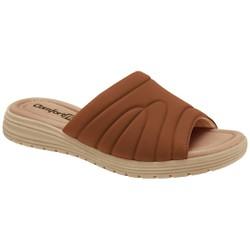 Tamanco Feminino para Joanete - Castor - CF2051301CS - Pé Relax Sapatos Confortáveis