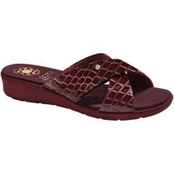 Tamanco para Pés Largos e Fascite Plantar - Choco Toast - MA10075CT - Pé Relax Sapatos Confortáveis