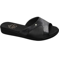 Tamanco Joanete e Esporão - Suotira Preto - MA14039PSP - Pé Relax Sapatos Confortáveis