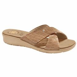 Tamanco Confort Feminino - Capri Antique - MA10075CA - Pé Relax Sapatos Confortáveis