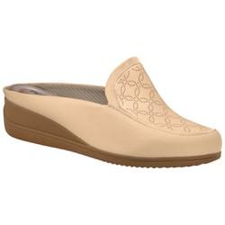 Babuche para Esporão e Fascite Plantar - Bege - PI117059BG - Pé Relax Sapatos Confortáveis