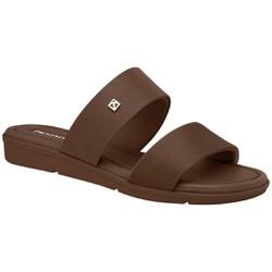 Tamanco Esporão e Fascite - Madeira - PI401243MAD - Pé Relax Sapatos Confortáveis