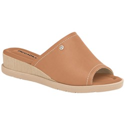 Tamanco Fascite e Esporão - Cpc / Bege - PI458005BG - Pé Relax Sapatos Confortáveis