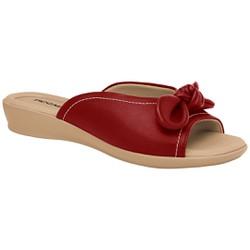 Tamanco Fascite e Esporão - Rubi - PI500254RUB - Pé Relax Sapatos Confortáveis