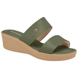 Tamanco Esporão e Fascite - Oliva - PI565007OLV - Pé Relax Sapatos Confortáveis