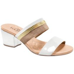 Tamanco Confortável - White - MA176093WT - Pé Relax Sapatos Confortáveis