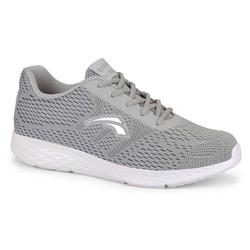 Tênis para Caminhada Feminino - Fog - KOK8351FO - Pé Relax Sapatos Confortáveis