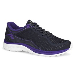 Tênis Caminhada Feminino - Marinho - KOK8365MA - Pé Relax Sapatos Confortáveis