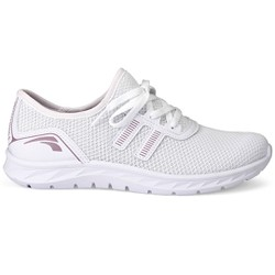 Tênis para Fascite Plantar - Branco - KOK8861BR - Pé Relax Sapatos Confortáveis