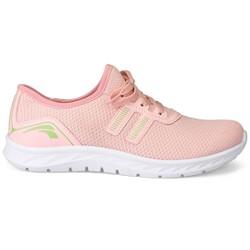Tênis para Caminhada Feminino - Rosa Pétala - KOK8861RP - Pé Relax Sapatos Confortáveis