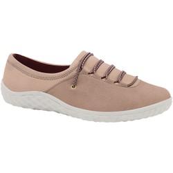 Tênis Esporão E Fascite - Rosa / Nude - MA421028FALC - Pé Relax Sapatos Confortáveis