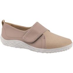Sapatilha com Velcro Feminina - Vancouver Bistro - MA421047VB - Pé Relax Sapatos Confortáveis