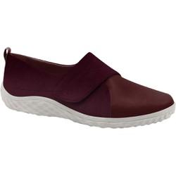 Sapatilha com Velcro Feminina - Marasca - MA421047MA - Pé Relax Sapatos Confortáveis