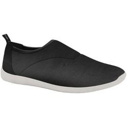 Tênis Feminino Confortável - Preto - MA434020PT - Pé Relax Sapatos Confortáveis
