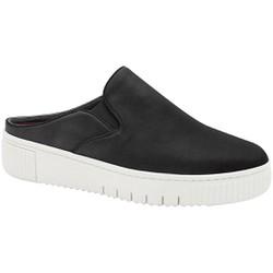 Mule Esporão e Fascite - Preto - MA858006PT - Pé Relax Sapatos Confortáveis