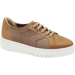 Tênis Comfort Fascite e Esporão - Choco - MA858004CH - Pé Relax Sapatos Confortáveis