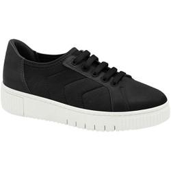 Tênis Comfort Fascite e Esporão - Preto - MA858004PT - Pé Relax Sapatos Confortáveis