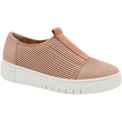 Tênis Comfort Fascite e Esporão - Rosa - MA858007RO - Pé Relax Sapatos Confortáveis